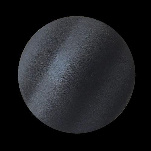 Kunststoffknöpfe in dunkelblau (fast schwarz) in auffälligem Wellendesign