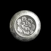 Nostalgischer Blütenknopf