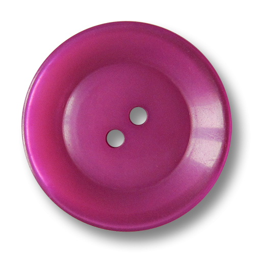 www.knopfparadies.de - 5818li - Pinke Mantelknöpfe mit zwei Löchern