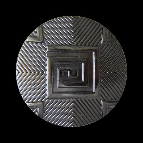 www.Knopfparadies.de - 1444ch - Tolle Metallknöpfe mit Motiv