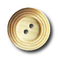 Braun gemaserter Knopf in Holz Optik mit Brand Effekt