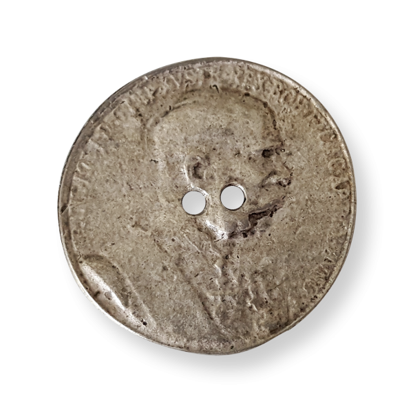 Münzknopf Franz Josef