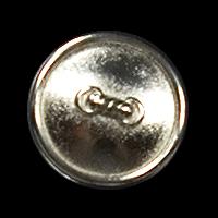 Interessante silberfarbene Metallknöpfe
