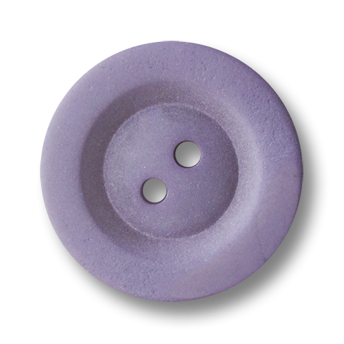 www.knopfparadies.de - 2836li - Zweilochknöpfe aus Kunststoff in Fliieder / Lila