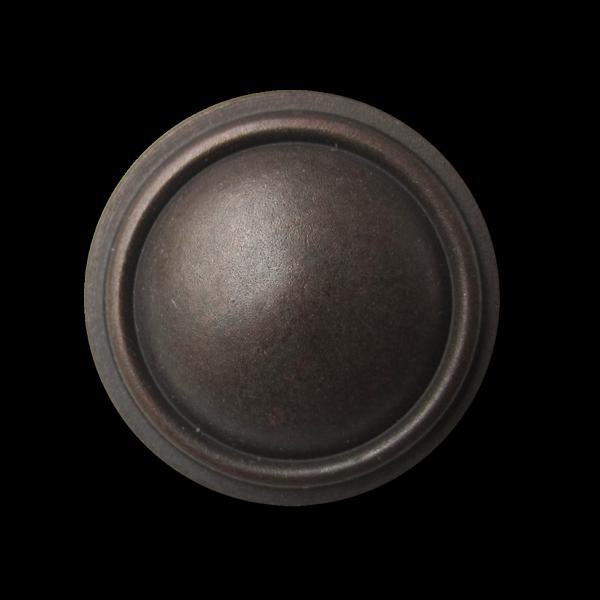 Alt wirkender bronzefarbener Metallknöpfe für Uniform