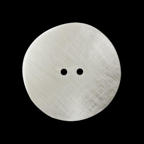 Gewellter Knopf wie Leinen, Pergament oder Reispapier