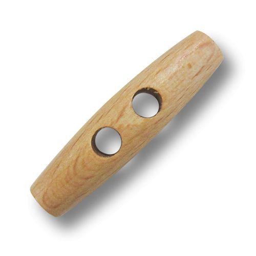 Klassischer Holz Knebelknopf