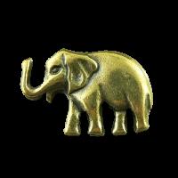 Beutel mit 4 Elefanten-Nieten