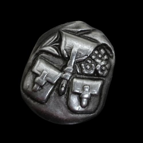 Trachtenknopf in Rucksack Design