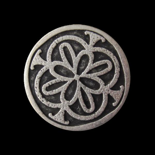 Knopf mit keltischem Muster