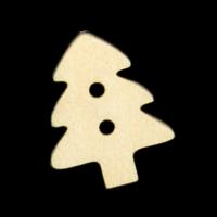 Kinderknopf - Tannenbaum