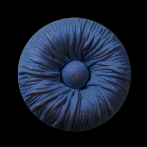 Nostalgische dunkelblaue Knöpfe
