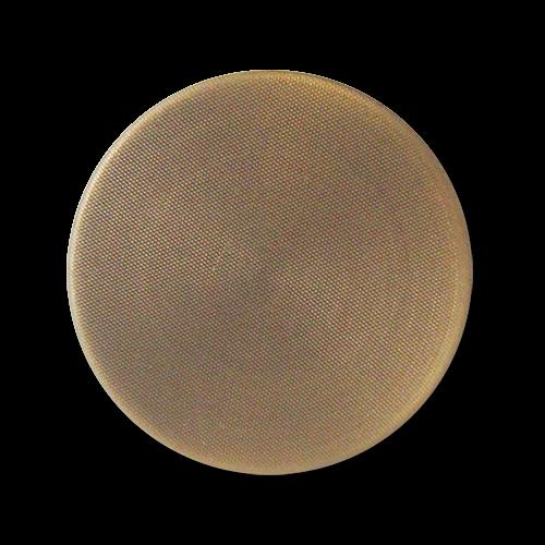 www.knopfparadies. de  - 3611me - Metallblechknöpfe mit fein strukturierter Oberfläche