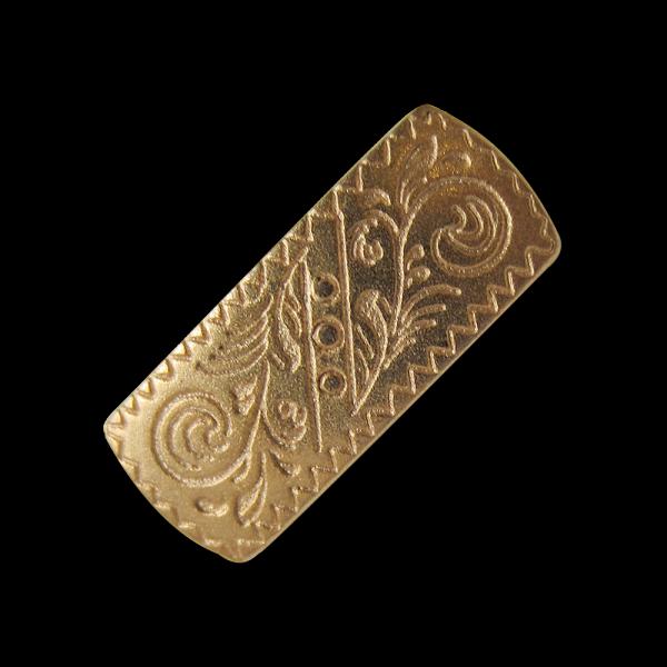 Knebelknopf aus Metall