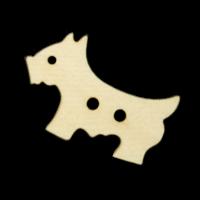 Kinderknopf - Hund