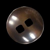 Interessante braun-schwarz melierte Mantelknöpfe