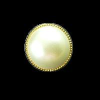 Hübsche Blusenknöpfe wie Perlen