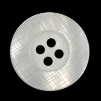 Packung mit 20 Knöpfen in Perlmutt-Optik