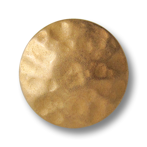 www.Knopfparadies.de - 0692rg - Älter wirkende rötlich goldfarbene Metallknöpfe wie aus dem Mittelalter