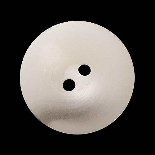 Universell einsetzbarer Knopf natur-weiß-grau