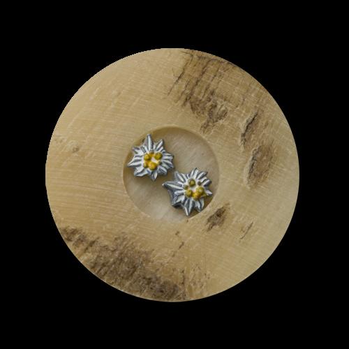 Trachtenknopf aus Horn (1276be)