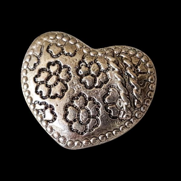 Hübscher Herzknopf