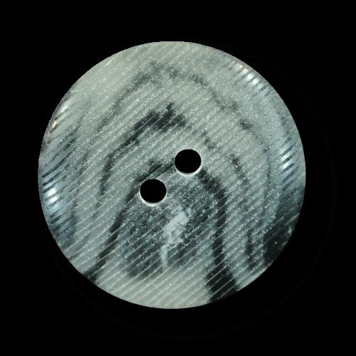 Grau marmorierte klassische Knöpfe